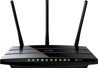 TP-Link Archer C7/AC1750 Wireless DB Gigabit Router, 802.11 a/b/g/n/ac, v5