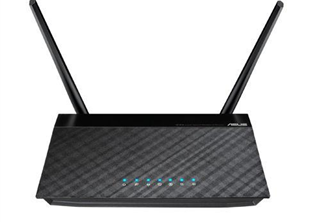 ASUS RT-N12_D1 Wireless Router SuperSpeedN 300Mbps
