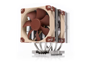 Noctua NH-D9 92mm CPU Kylare LGA3647, 92x92x25mm, 2500 RPM, 96,3 m³/h, 30,6 dBA, 4-pin