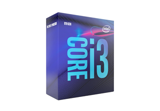 Intel Core i3 9100 3.6 GHz, 6MB, Socket 1151