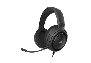 Corsair - HS35 Stereo Gaming Headset, Carbon
