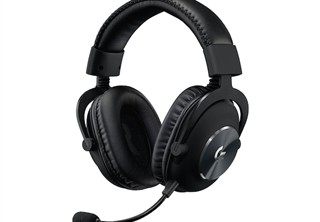 ''Logitech Headset Pro X Gaming Headset black''