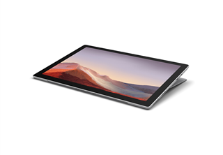 Microsoft Surface Pro 7 12,3'' touch Platinum Core i5-1035G4, 8GB RAM, 128GB SSD, uten Type cover, Windows 10 Home