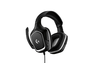 Logitech G332 Special Edition Gaming Headset 3.5mm minijack, flip-up-mikrofon, ljuddämpad, multi-platform
