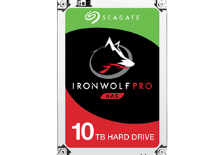 Seagate IronWolf PRO NAS HDD 3,5'' 10TB, 256MB, 7200RPM