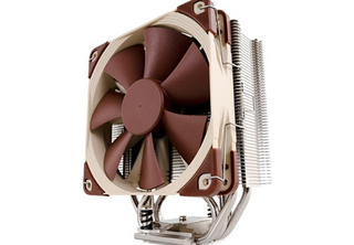 Noctua NH-U14S CPU Kylare 115x/2011/2011-3/2066, AM2/AM3, 300~1500 RPM, 140,2 m³/h, 19 ~22 dBA