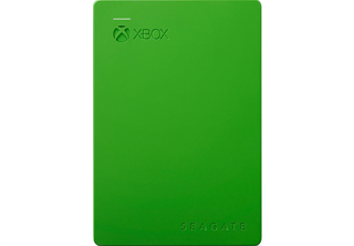 Seagate Game Drive for Xbox 4TB USB 3.0, Grön, 2 months Xbox Game Pass for free