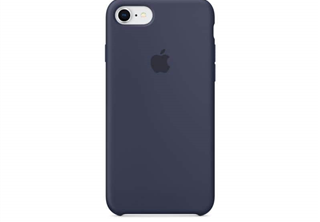 Apple Silicone Case Midnight Blue, for iPhone 8 / 7