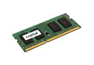 Crucial 8GB DDR3L 1600MHz (PC3L-12800) CL11 SODIMM 204pin 1.35V/1.5V