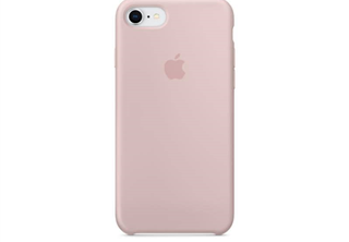 Apple Silicone Case Pink Sand, for iPhone 8 / 7