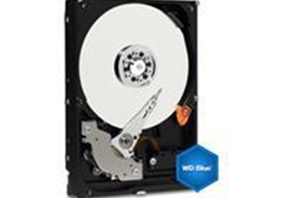 WD BLUE Desktop HDD 3,5'' 3TB, 64MB, 5400RPM