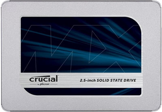 ''SSD  250GB Crucial 2,5'''' (6.3cm) MX500 SATAIII 3D 7mm retail''