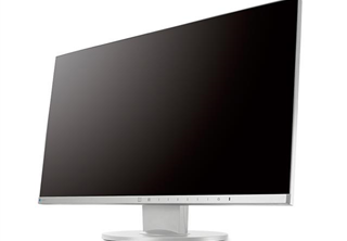 Eizo 24'' LED FlexScan EV2450-WT 1920x1080 IPS, 5ms, 1000:1, Speakers, VGA/DVI/HDMI/DP