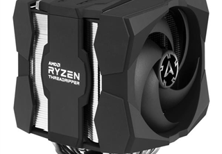 Arctic Cooling Freezer 50 TR Dual Tower CPU Cooler for AMD RGB