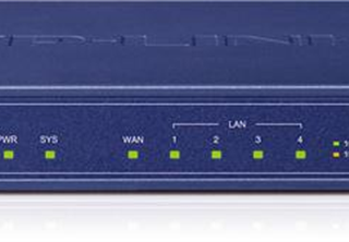 TP-Link SafeStream 4-Port Gigabit Broadband VPN Router