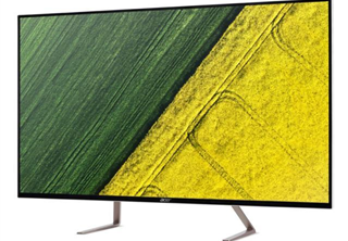 Acer 43'' 4K LED ET430K 3840x2160 IPS, 5 ms, 100m:1, Speakers, HDMI/DP