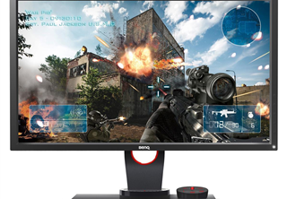 BenQ ZOWIE 24'' LED XL2430 1920x1080, 144hz, 1ms, 12m:1, VGA/DVI/2xHDMI/DP