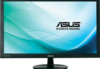 LCD ASUS 23.6'' VS247HR 1920x1080p TN 60Hz