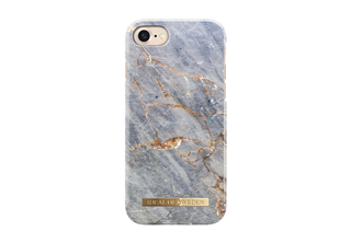 Trendigt mobilskal till iPhone 8/7/6/6s. Fashion Case S/S17 iPhone 8/7/6/6s Royal Grey Marble
