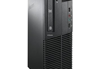 Lenovo ThinkCentre M91p SFF Quad Core i5-2400 8GBRAM 500GB hårddisk
