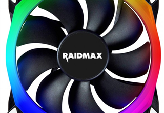 RaidMax RGB-fläktar 3Pack 120mm Addressable RGB LED Control Pack
