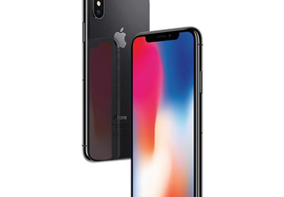 Apple iPhone X 64GB Reptålig display 5,8''