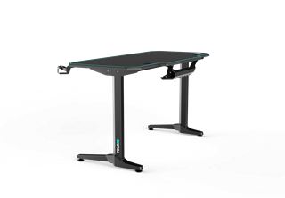 Fourze D1400-E Gaming Desk (Adjustable)