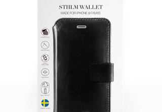Ideal Of Sweden STHLM Wallet for Iphone 8/7/6/6s