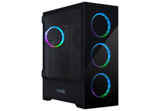 Speldator Arsa Cyber Gamer, Intel i5-10600, 16GB 3200MHZ DDR4, 512GB NVMe SSD, RTX 2060 Super, Windows 10 installerat och klart med 3 års garanti.