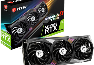 MSI GeForce RTX 3070 GAMING X TRIO 8GB