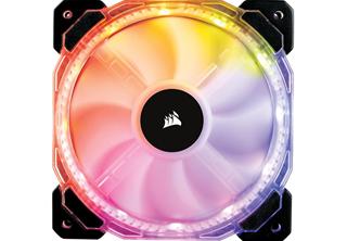 Corsair HD140 RGB LED (Single Fan, No Controller)
