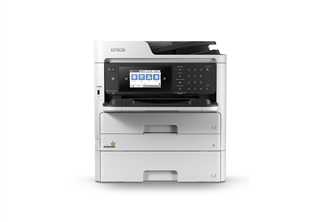 Epson WorkForce Pro WF-C5790DWF Inkjet, Print/Copy/Scan, Wifi/Net/USB, Duplex, PCL/PDL, 34/34spm 330 sheet