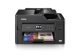 Brother MFC-J5330DW Färg- Kopiator, -Scanner, A3-Printer, Fax, WLAN, Duplex, 128MB - 3 year on site