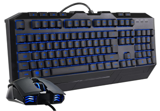 Cooler Master Devastator 3 Mem-chanical Gaming Keyboard /w Mouse Bundle