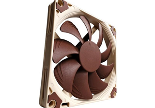 Noctua NF-A9x14 PWM 92mm Fläkt 92 x 92 x 14 mm, 1700~2200 RPM, 38.1~50.5 m³/h, 13.5~19.2 dBA, 4-Pin PWM