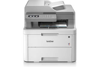 Brother DCP-L3550CDW Copy/scan/print/Duplex/WLAN- 3 year warranty, first year on site