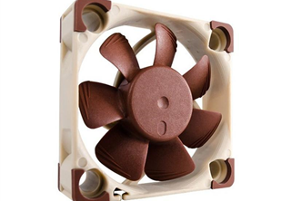 Noctua NF-A4x10 FLX 40mm Fläkt 40 x 40 x 10 mm, 3700~4500 RPM, 6,6~8,2 m³/h, 12.9~17.9 dBA, 3-Pin