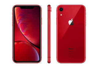 iPhone XR 128 GB Rød SmartPhone, 6,1'' LCD-skärm, 12/7MP kamera, 4G