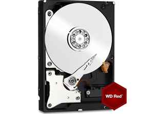 WD Red 1TB 3.5'' NAS HDD SATA 6GB/s (SATA 3.0), 64MB, 24x7 reliability, IntelliPower, NASware