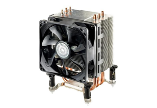 Cooler Master TX3 EVO 3 heatpipes, direct conta