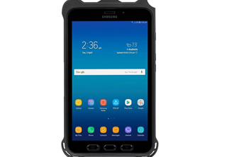 Targus Field Ready case Svart till Samsung Galaxy Tab Active 2