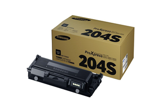 Samsung Toner MLT-D204S Black, ProXpress M3325ND,M3375FD,M3825DW,M3825ND,M3875FD,M3875FW, 3000 pages