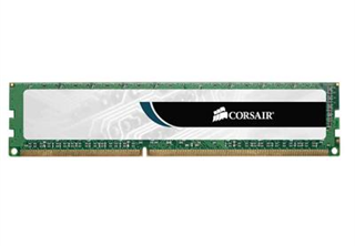 Corsair Value S DDR3 1333MHz 4GB 4GB 1333MHz (PC3-10600) DDR3 Unbuffered CL9 240pin, 1.5V, för Intel och AMD DDR3