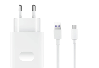 Huawei AP81 Super Charge USB laddare Quick Charge, Qualcomm 2.0, 5V/4.5A, inkl USB till USB-C kabel