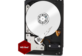 WD RED Nas HDD 3,5'' 10TB, 256MB, 5400RPM