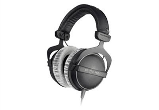 Beyerdynamic DT770 Pro 32 Hörlurar 3.5-6.3mm jack, over-ear, brusreducerande, utan mik, 32 ohm, bass reflex