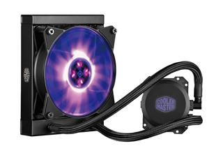 ''WAK CoolerMaster MasterLiquid ML120L RGB 2011/115x/AM3/AM4''