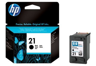 FP HP C9351AE Svart5ml, Hp No. 21