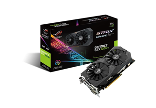''ASUS STRIX-GTX1050TI-O4G-GAMING     (4GB,DVI,HDMI,DP,Active)''