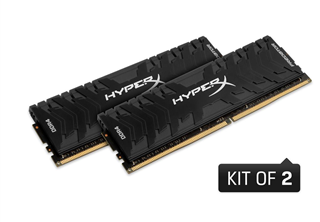 Kingston HyperX Predator 16GB (2-KIT) DDR4 3200MHz CL16 Black